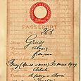 05. Passeport d'Alexis GRUSS (Sr.)
