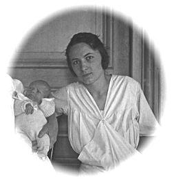 Eliane Jeannet sage-femme