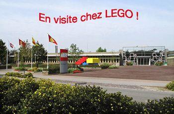 Visite BillundAu Partie Chez Danemarkpremière Lego À kwPZXTOiu