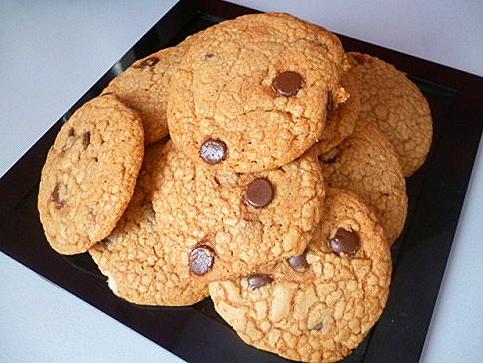 recette cookies sur Danemarkland
