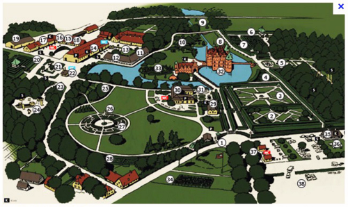 Plan-chateau-Egeskov