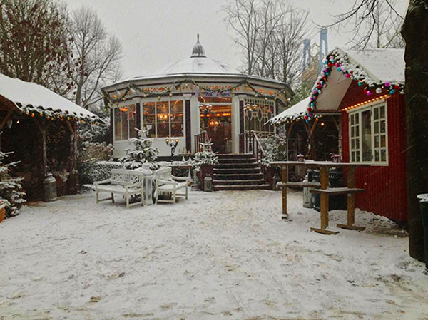 Noël au Danemark, Copenhague