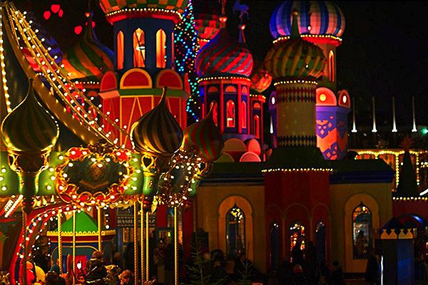 Noël Copenhague Tivoli
