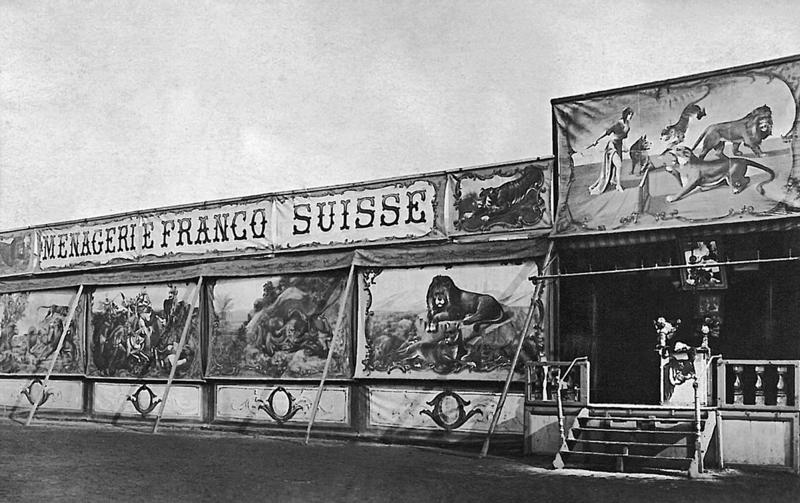 Ménagerie Franco-Suisse Jeannet