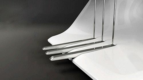 Piano design Peugeot Pleyel pédalier