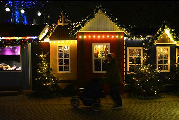 Noël au Danemark